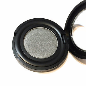 Organic Pressed Mineral Eye Shadow - Pewter - LittleStuff4u Minerals
