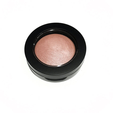 Botanical Baked Eye Shadow - Pink Roses - LittleStuff4u Minerals