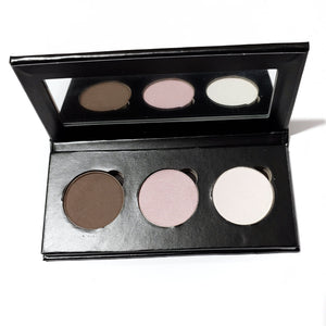 Pressed Eye Shadow Trio - Smolder