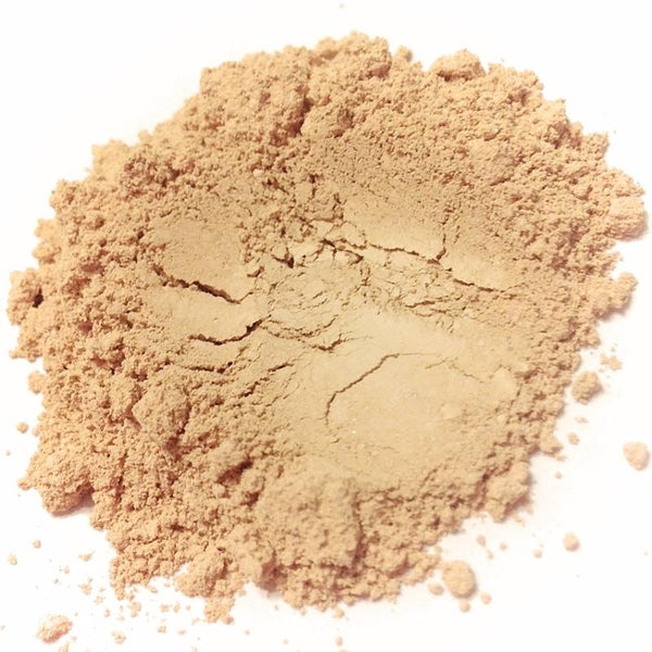 Soft Silk Mineral Foundation - LittleStuff4u Minerals