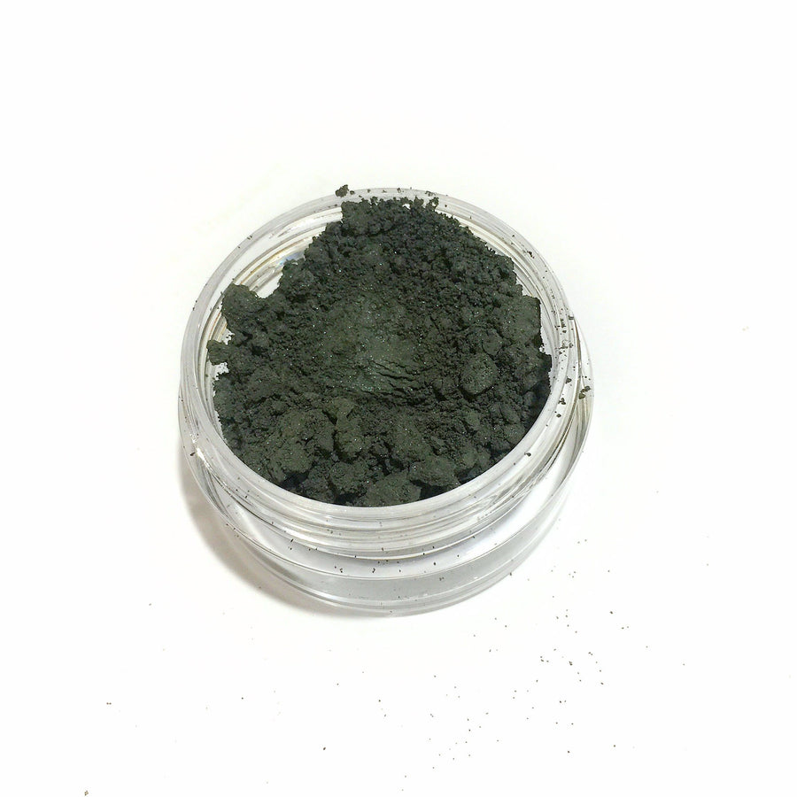 Spruce Green Matte Eye Liner Shadow - LittleStuff4u Minerals