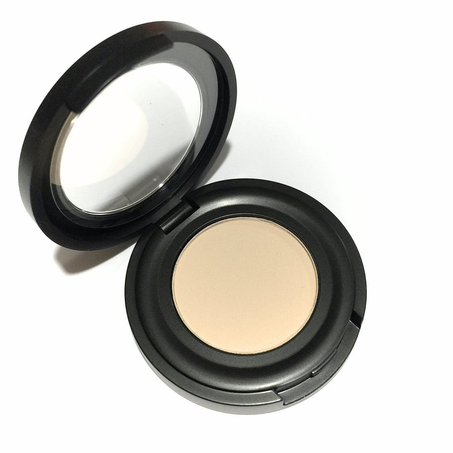 Organic Pressed Mineral Eye Shadow - Vanilla Bean - LittleStuff4u Minerals