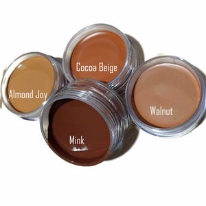 Perfecting Cream Concealing Foundation - Glass Jars