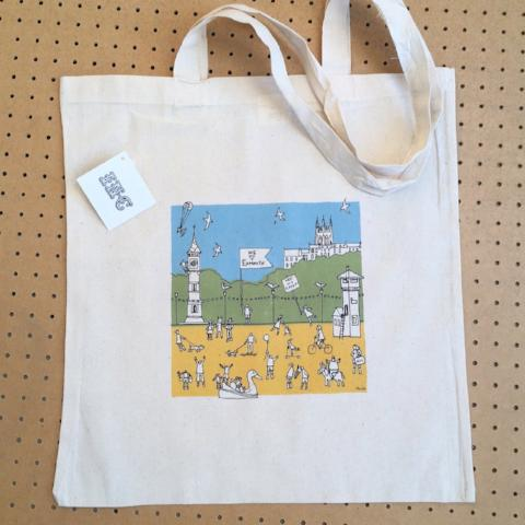 Exmouth Tote Bag by Moose Allain