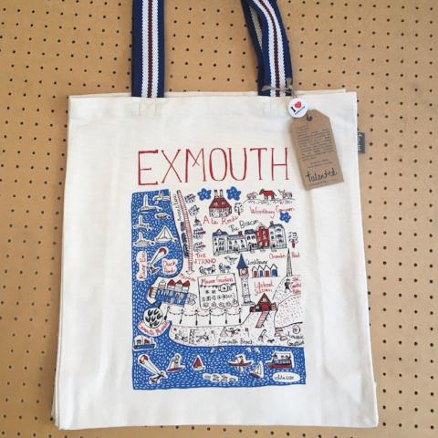 Large Exmouth Tote Bag