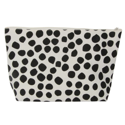 Large Spotty Make-up Bag