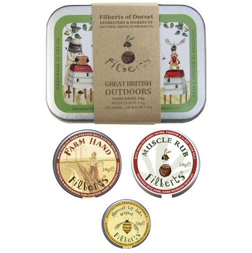 Great British Outdoors Gift Tin