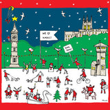 """We Love Xmas"" Card by World of Moose"
