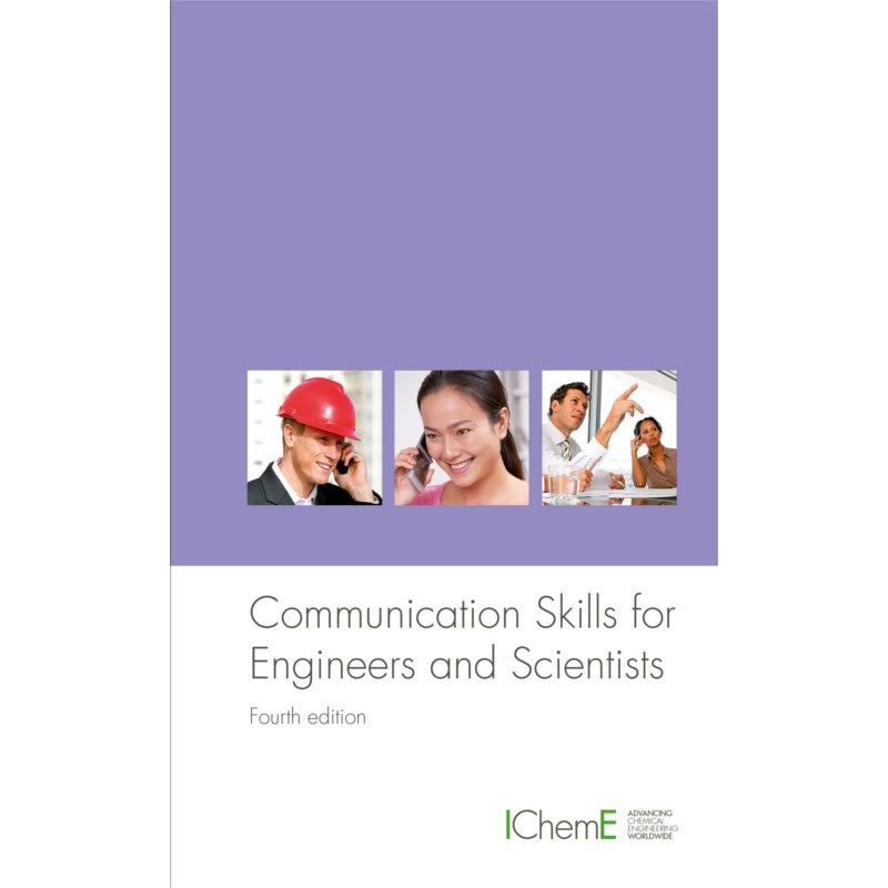 Communication Skills for Engineers and Scientists, 4th edition