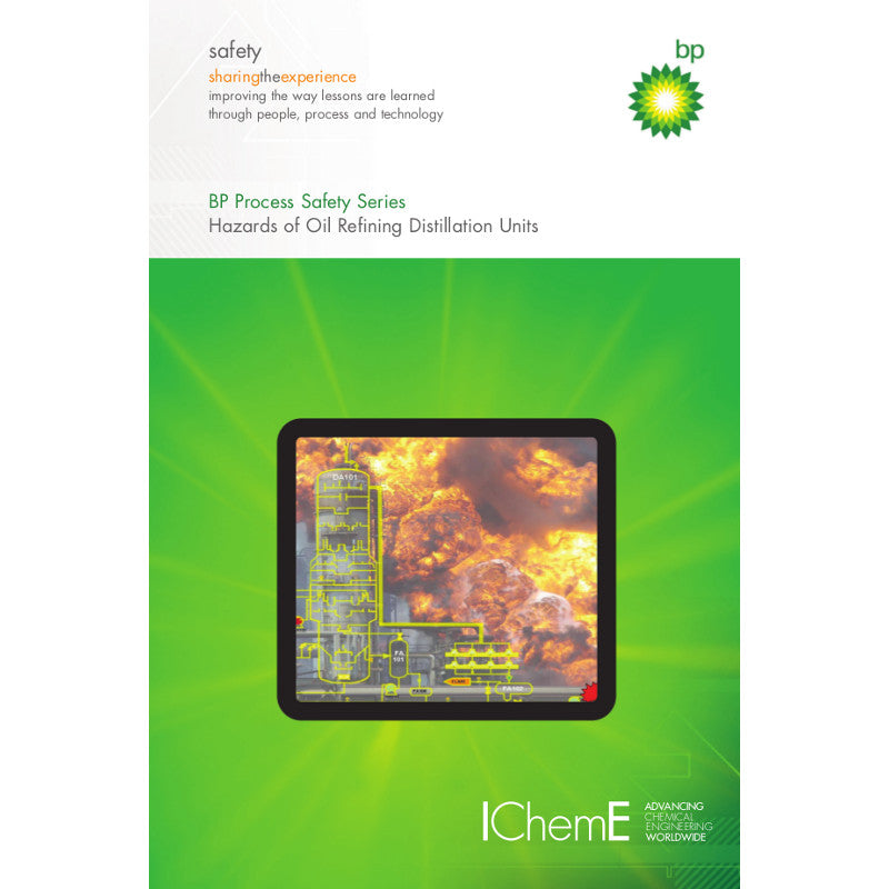 Hazards of Oil Refining Distillation Units, 1st Edition, 2008, printable PDF format