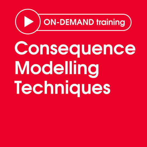 Consequence Modelling Techniques