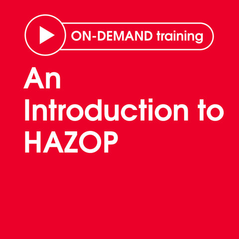 An Introduction to HAZOP