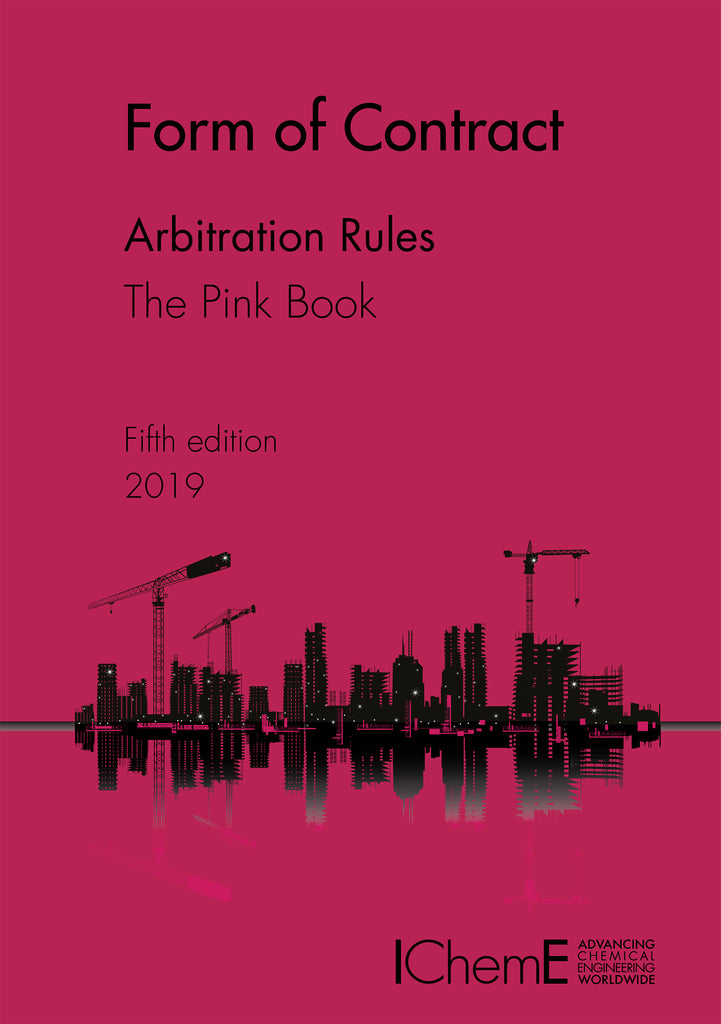 The Pink Book, Arbitration Rules, 5th Edition, 2019, paperback