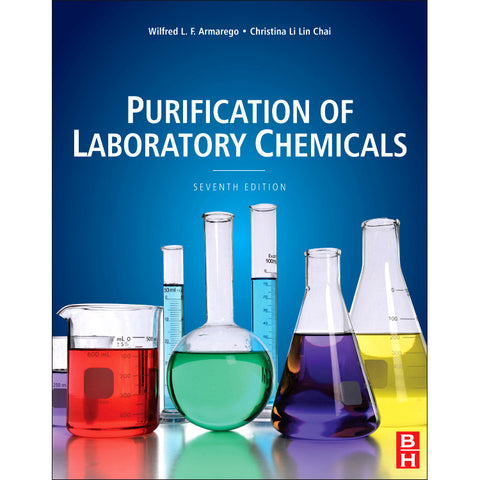 Purification of Laboratory Chemicals, 7th Edition