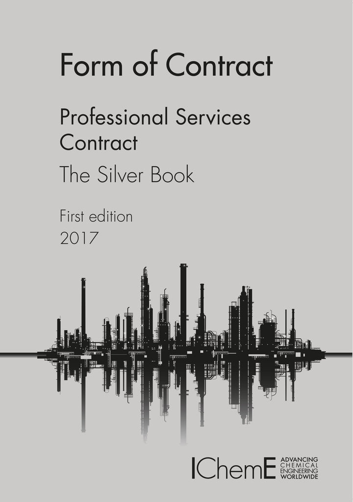 The Silver Book, Professional Services Contract, 1st Edition, 2017, printable PDF