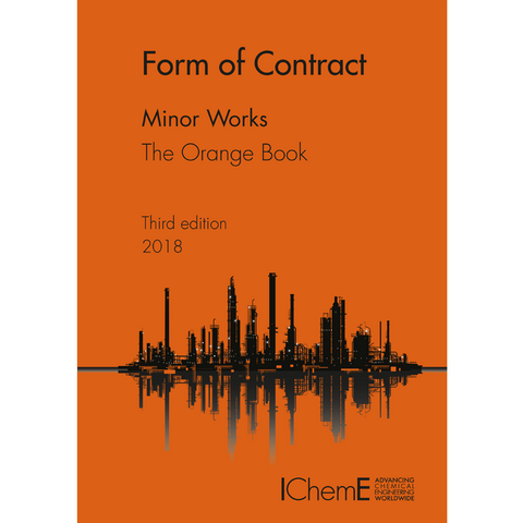 The Orange Book, Minor Works, 3rd Edition, 2018, Printable PDF