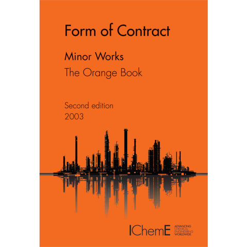 The Orange Book, Minor Works, 2nd Edition, 2003, printable PDF