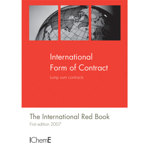The International Red Book, Lump Sum Contract, 1st Edition, 2007, paperback