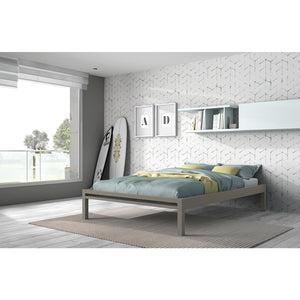 Metalen bed Duna perfecta