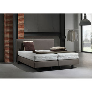 Boxspring Carte blanche afgerond hoofdbord