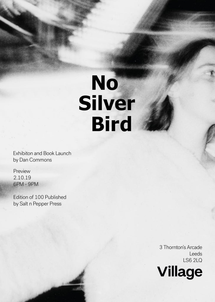 No Silver Bird Exhibition & Book Launch by Dan Commons      	srcset=