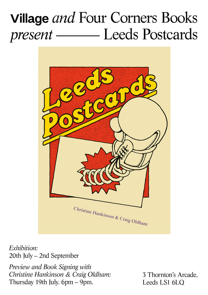 Leeds Postcards      	srcset=