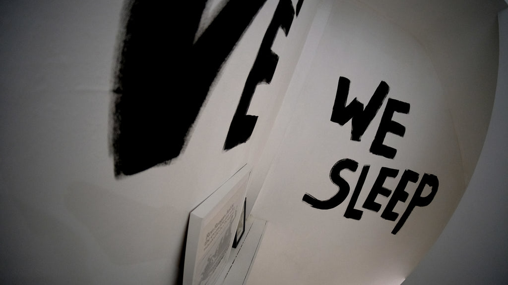They Live We Sleep - Exhibition at Village