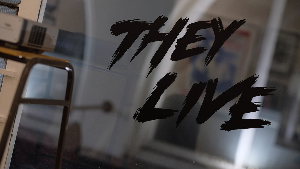 They Live Exhibition at Village