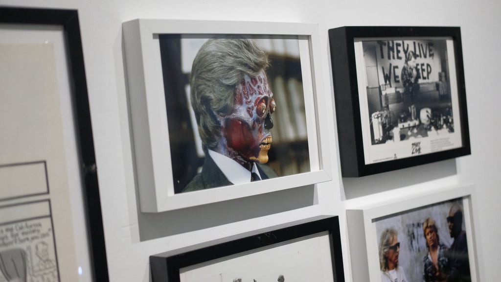 They Live Exhibition
