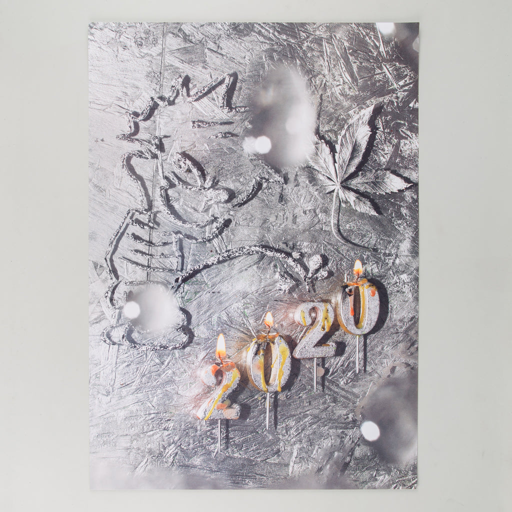 Piss on 2020 Poster by Sam Hutchinson - 8