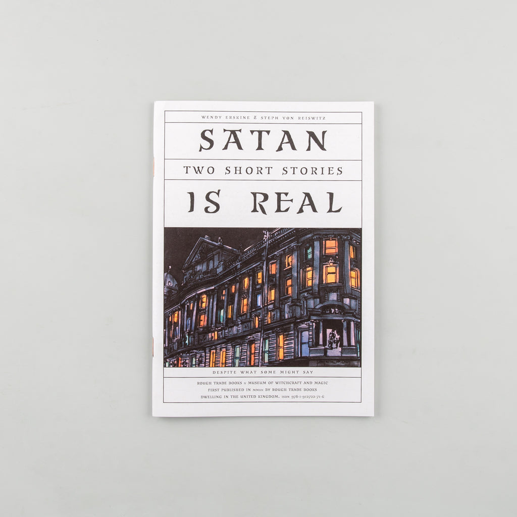Satan is Real: Two Short Stories by Wendy Erskine & Steph von Reiswitz - 10