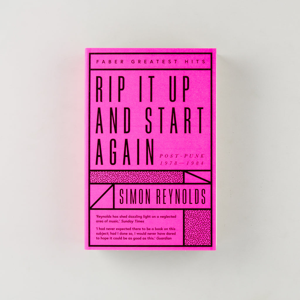 Rip It Up and Start Again by Simon Reynolds - 5
