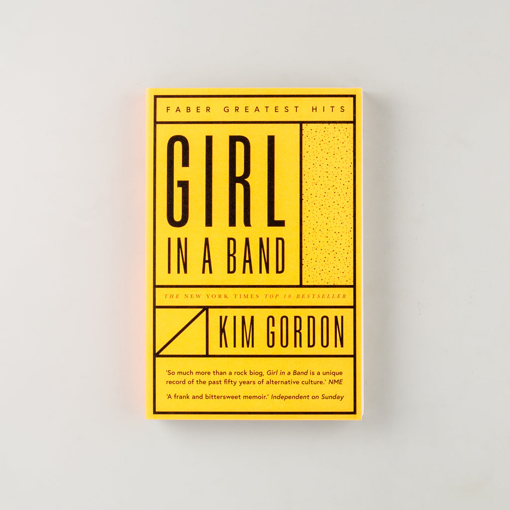 Girl in a Band by Kim Gordon - 10
