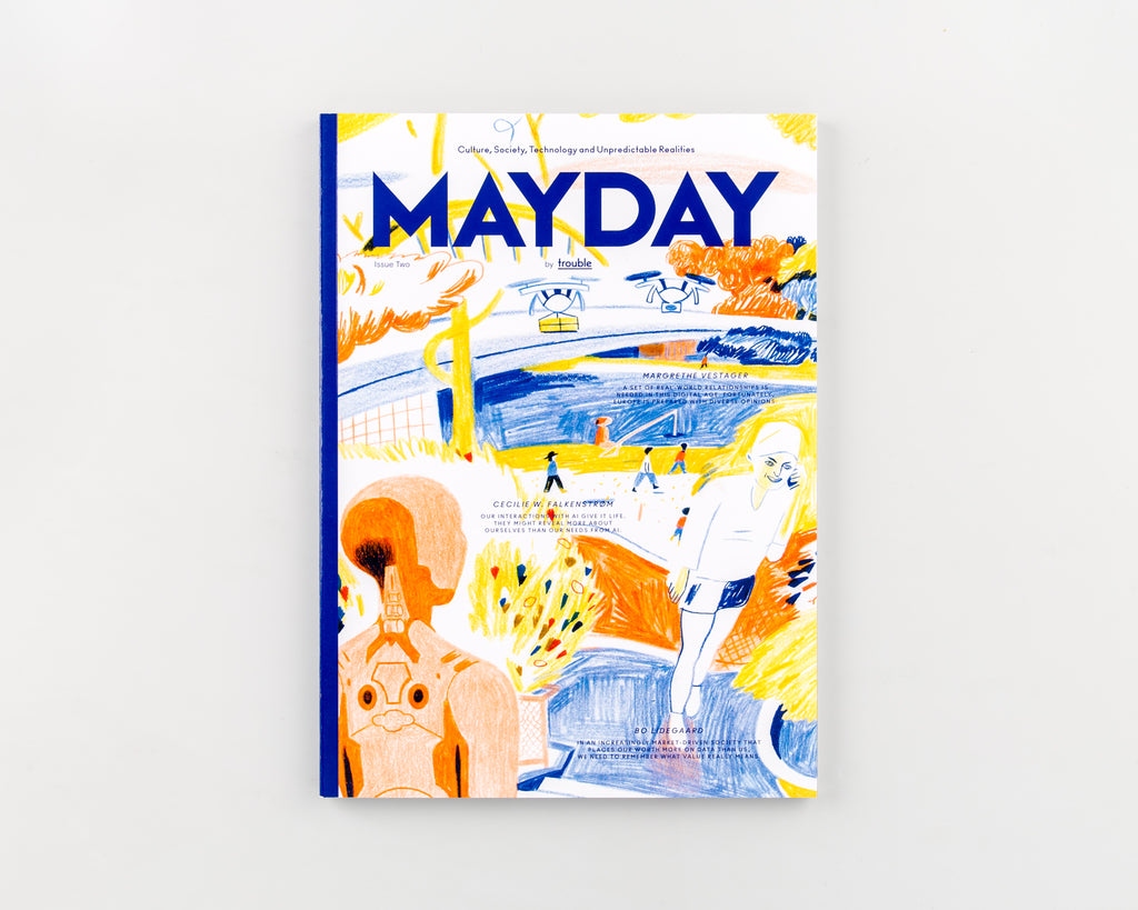 MAYDAY Magazine 2 - Cover