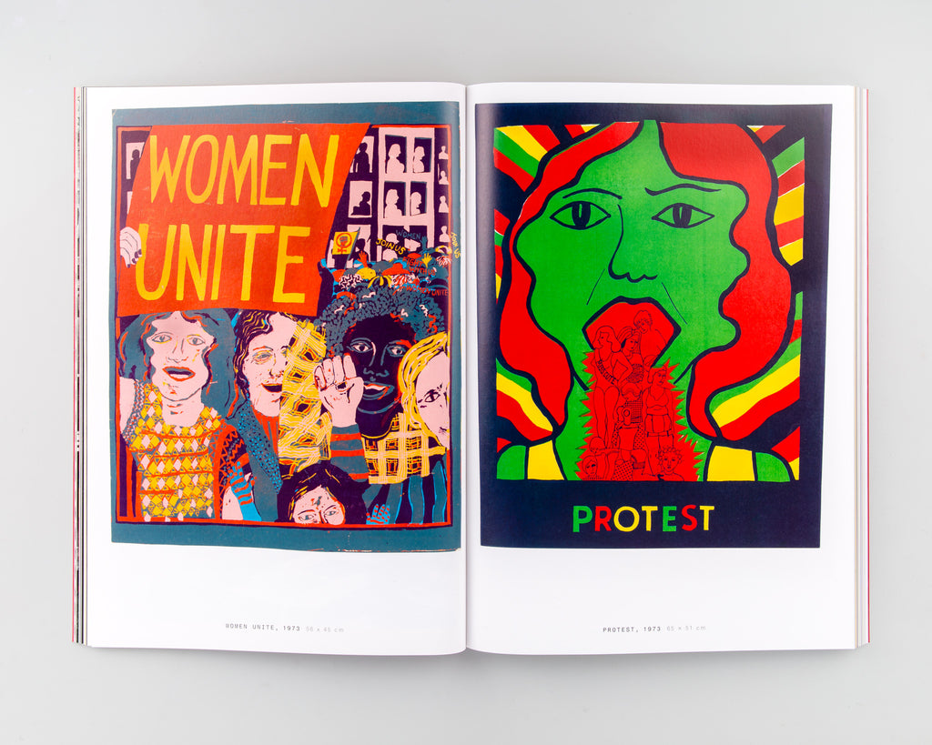 See Red Women's Workshop: Feminist Posters 1974-1990 by See Red Women's Workshop - 3