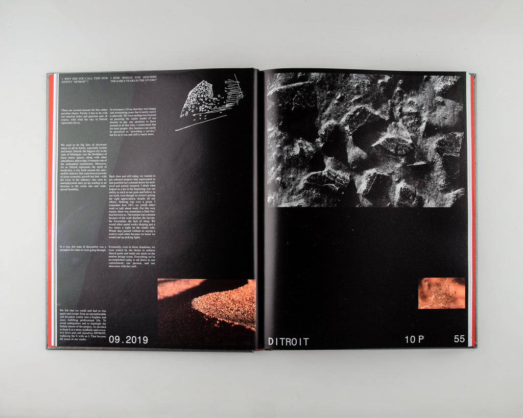 Ditroit: Ten Years by Editited by Davide Giannella & Ada Korvafaj - 4