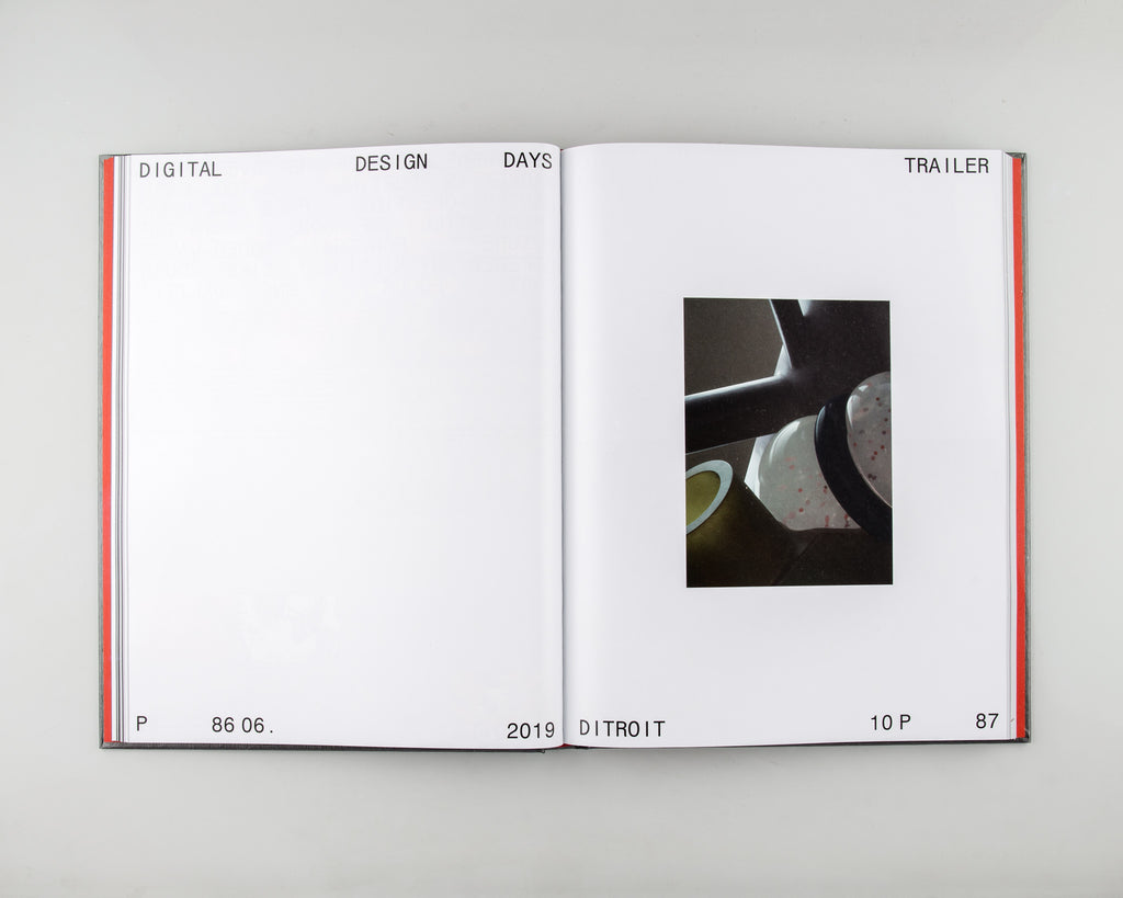 Ditroit: Ten Years by Editited by Davide Giannella & Ada Korvafaj - 5