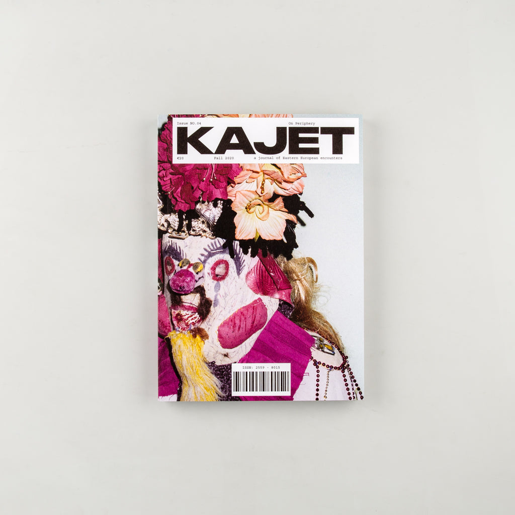 Kajet Magazine 4 - Cover