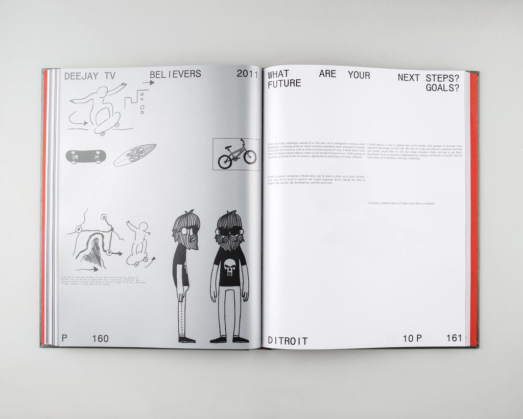 Ditroit: Ten Years by Editited by Davide Giannella & Ada Korvafaj - 7