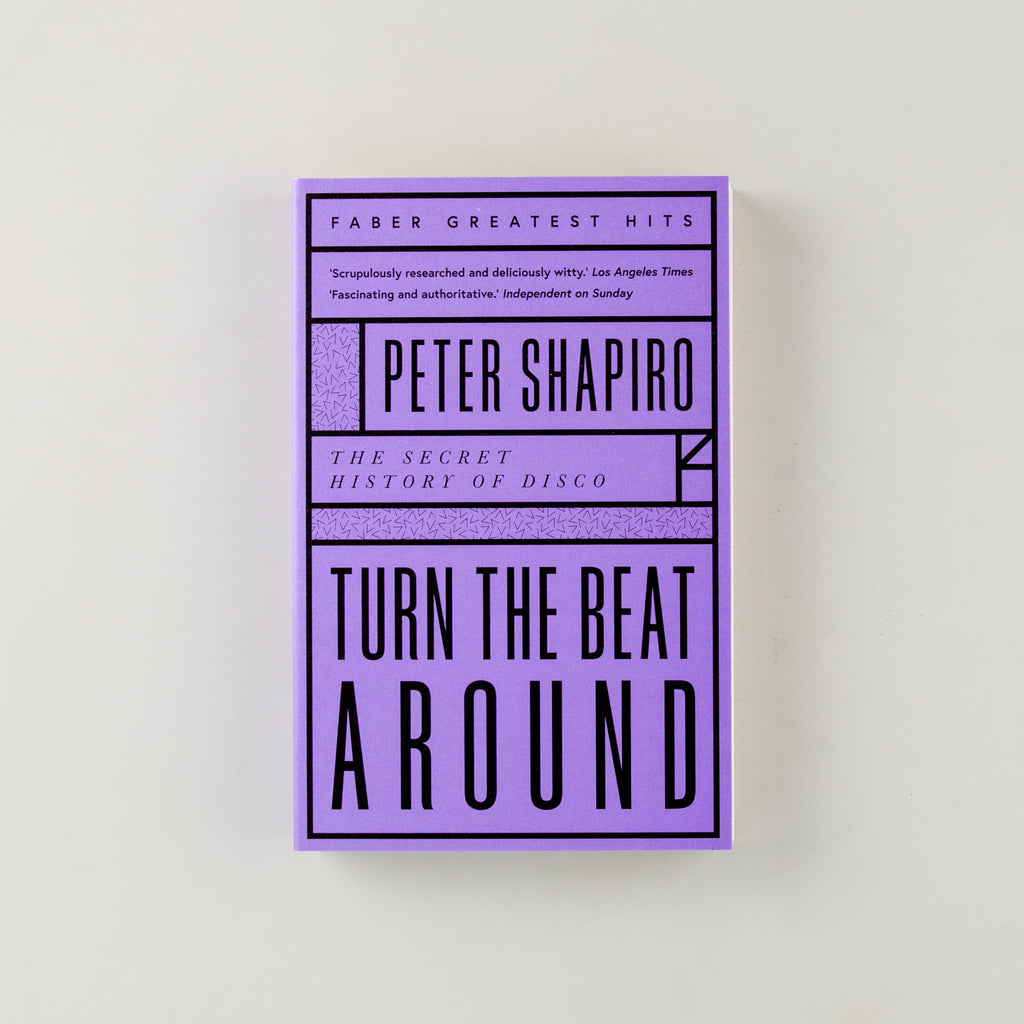 Turn the Beat Around by Peter Shapiro - 6