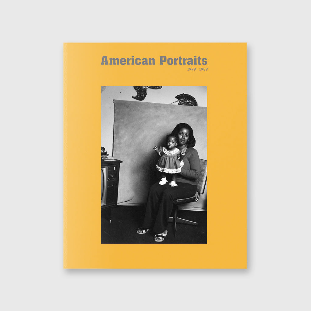 American Portraits 1979-1989 by Leon Borensztein - 4