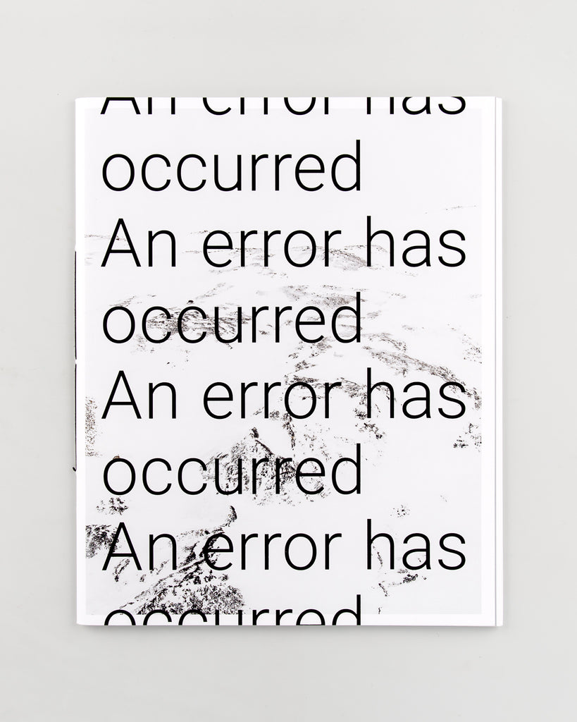 An error has occurred by Rohan Hutchinson - 282