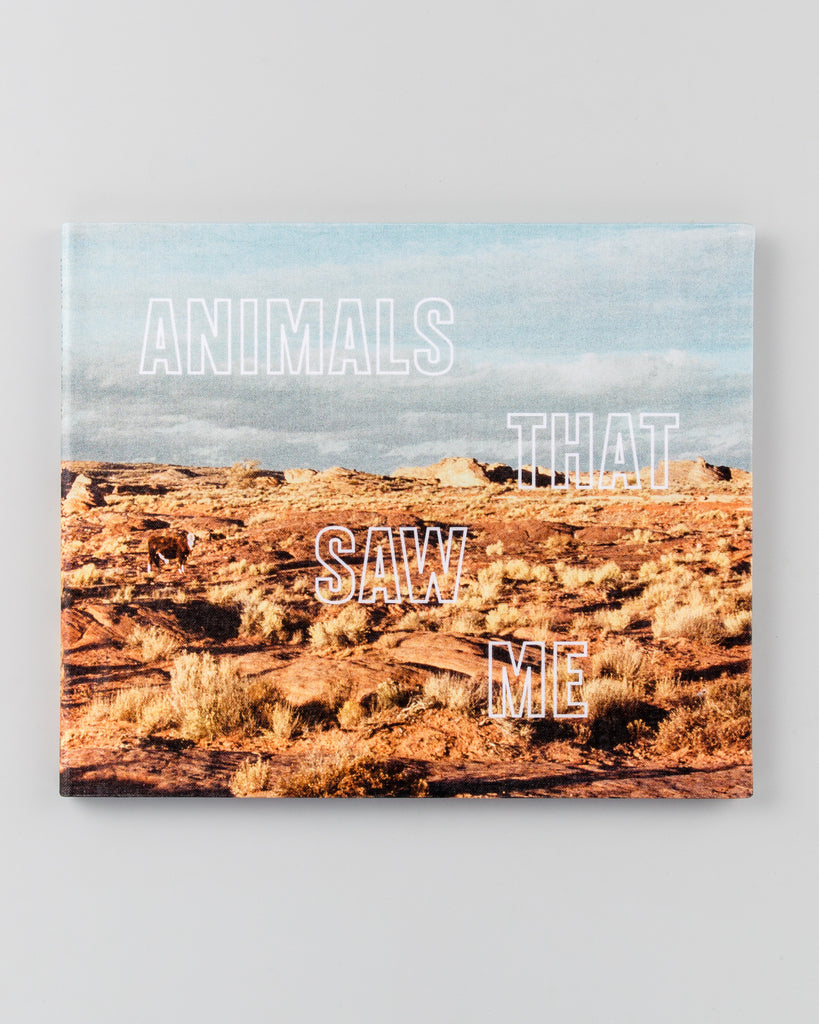 Animals That Saw Me Volume 2 by Ed Panar - Cover