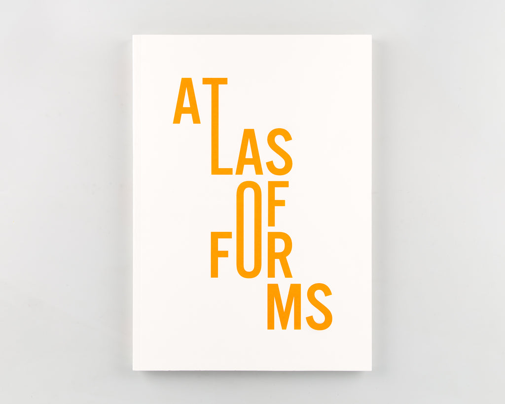 Atlas of Forms by Eric Tabuchi - Cover