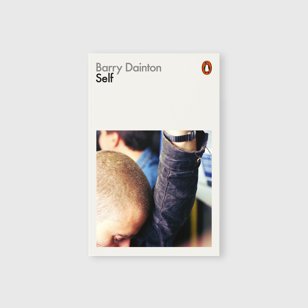 Self by Barry Dainton - Cover