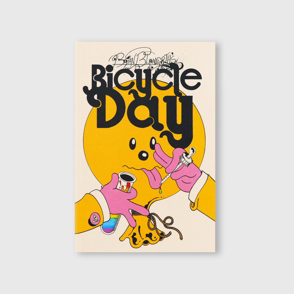 Brian Blomerth's Bicycle Day by Brian Blomerth - 1