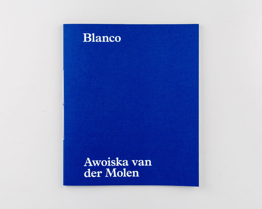 Blanco by Awoiska van der Molen - Cover