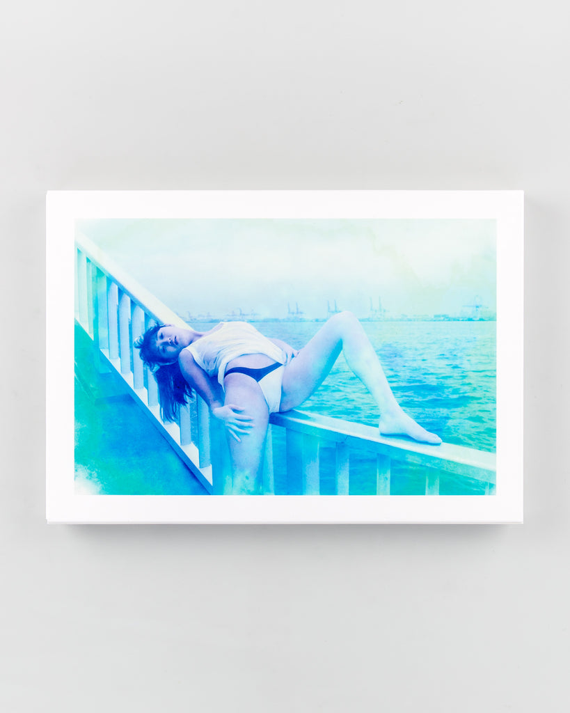 Blue Period / Last Summer by Nobuyoshi Araki - 695