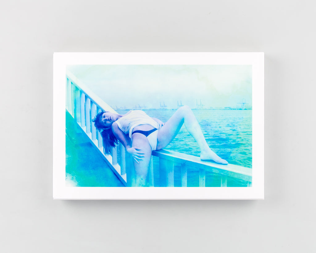 Blue Period / Last Summer by Nobuyoshi Araki - 329