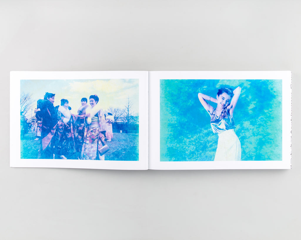 Blue Period / Last Summer by Nobuyoshi Araki - 6